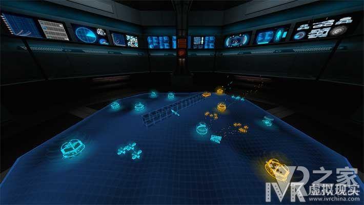 最佳VR即时战略游戏,Tactera更新获得强力AI