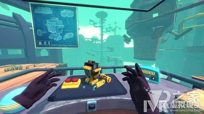 沉浸式游戏更能考验脑力,Wayward Sky登录PS VR
