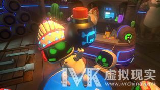 VR,PSVR,The Playroom VR最新图片