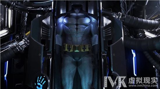 《蝙蝠侠:阿卡姆VR》故事性超强