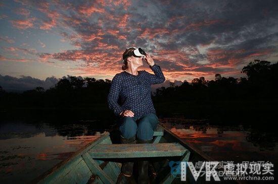 《Valen's Reef》--能唤醒人们环境保护意识的VR影片