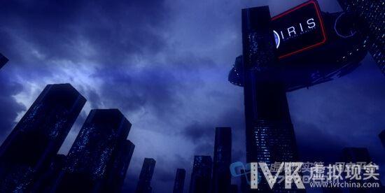 Iris VR's Kerser首批游戏截图 快来体验科技感十足的世界