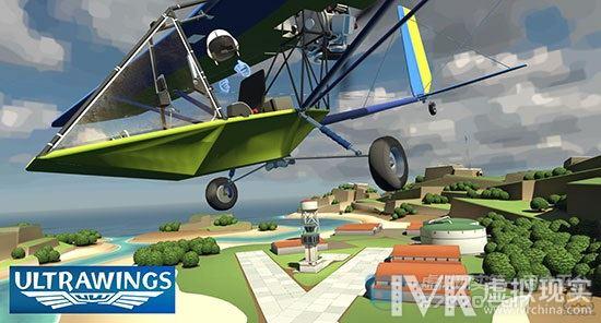 VR新游《Ultrawings》 为Rift带来独享飞行体验