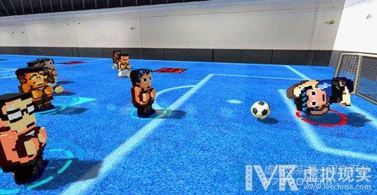 Vive/Rift新游《世界杯VR》唤起童年热血足球的记忆