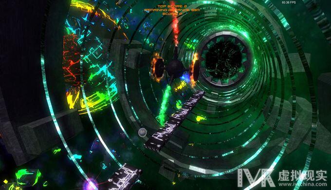 虚拟现实游戏RGBverse 关卡挑战让你欲罢不能