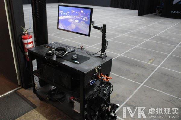 多图揭秘全球首家虚拟现实游戏中心Zero Latency