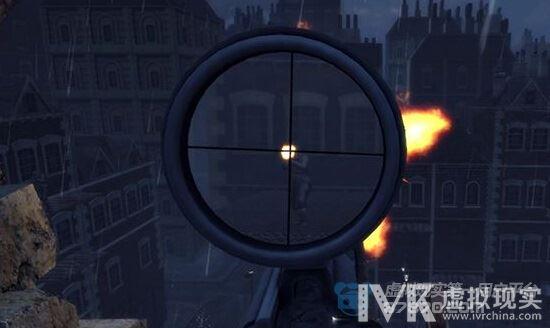 拿着冲锋枪使劲浪 《The Last Sniper VR》游戏上市