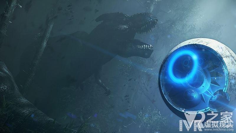 索尼VR游戏《鲁宾逊:旅程》亮相E3