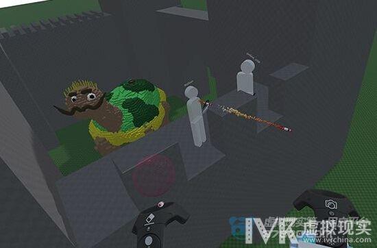 VR创建工具《SculptrVR》获虚幻引擎官方赞助