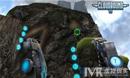 攀爬虚拟浮空岛 VR游戏《Cloud Bound》登陆Steam