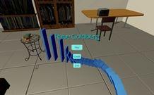 多米诺骨牌也有VR啦?《Rube Goldberg》上架青光