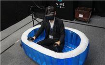 秋叶原开放全新VR体验 与美少女一起泡温泉