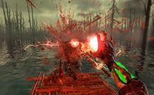 嗜血暴力!邪恶的杀戮VR游戏《蒸发2》震撼发布
