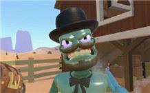 《牛仔与外星人》试玩 可联机的第一人称射击游戏