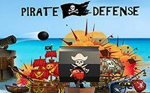 《海盗防御》 带上你的岛民来抵御海盗的侵略
