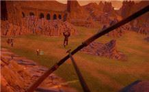 VR射箭塔防《Queendoom》实况试玩 游戏性丰富