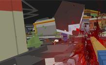 僵尸版我的世界 方框也能如此血腥《0 Day》
