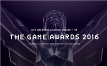 TGA2016游戏大奖提名公布 VR游戏登榜