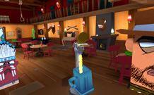 你的地盘 你做主 《Crazy Saloon VR》上架