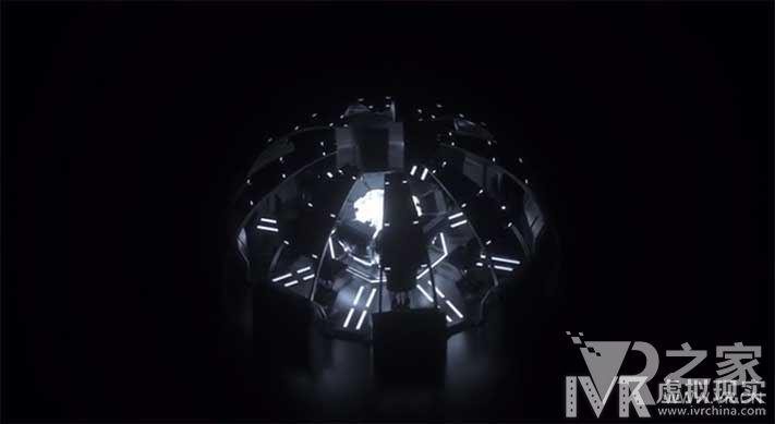造型拉风!AMD发布世界首款VR'太空舱'