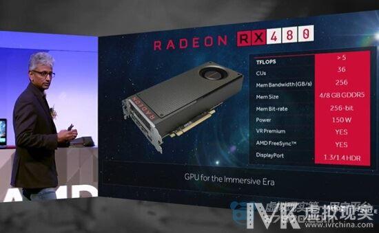 AMD对抗英伟达 发布最优惠显卡Radeon RX 480