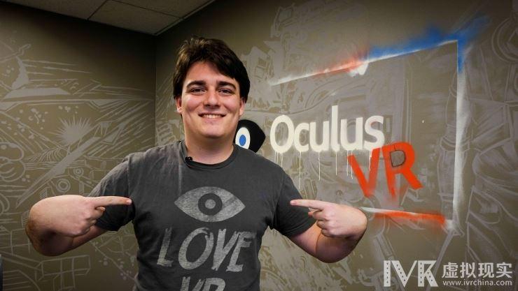 Oculus创始人:第一代消费者版Rift并不是人人都能买的起