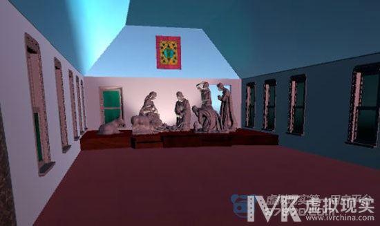 Matt Henderson:虚拟现实可能成为艺术作品制作的新长廊
