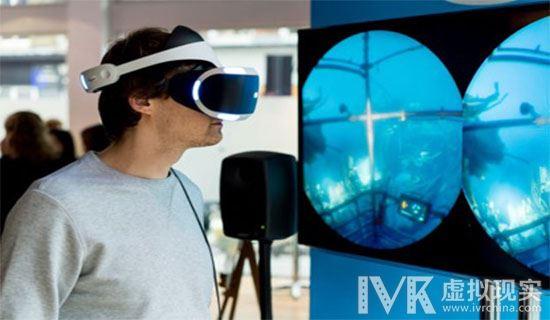 VR没前途游戏公司齐观望?不早下手VR蛋糕将被吃光