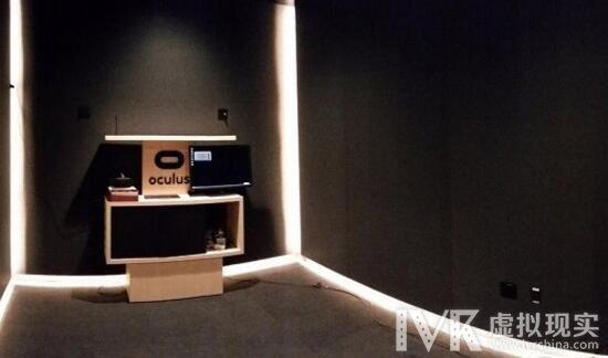 Oculus正在测试房型空间虚拟现实体验 向Vive宣战的节奏