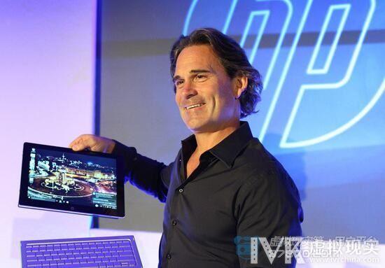 惠普也要加入虚拟现实大军 将重点开发可穿戴和VR技术