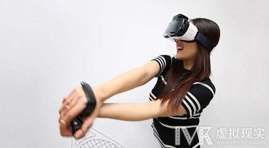 CES2016上三星将展示Gear VR手部运动控制器rink