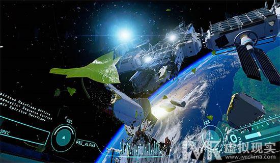 玩家福利 太空冒险大作《ADR1FT》将登陆Vive