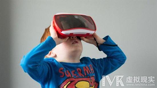 孩子:我口以用VR畅游迪士尼吗?VR:我还没Ready