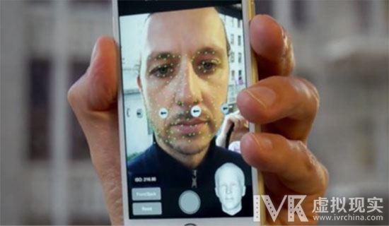 社交应用收购图片应用Seene 可拍摄上传3D自拍