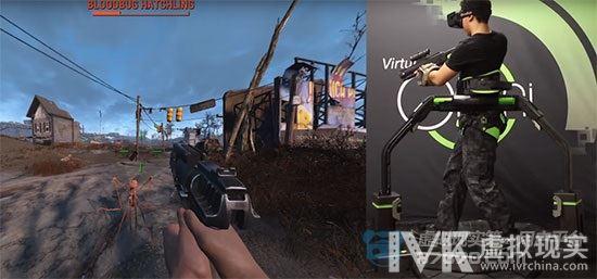 Bethesda将在2017年推出Vive版本《辐射4》