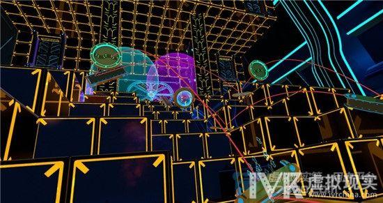 解谜类游戏《跳跳球》现已登陆HTC Vive平台