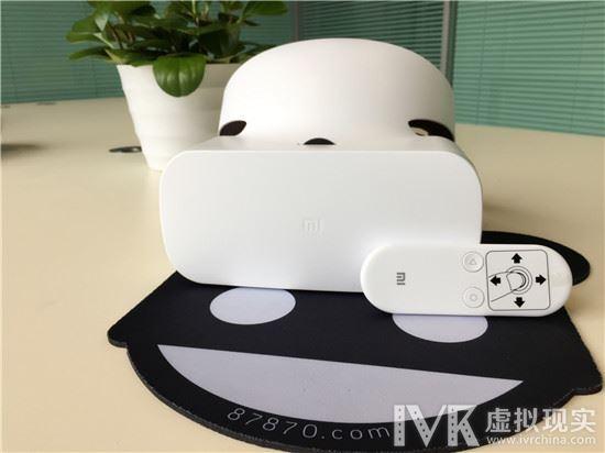 【87硬鉴】小米VR眼镜正式版 一次低于预期的体验