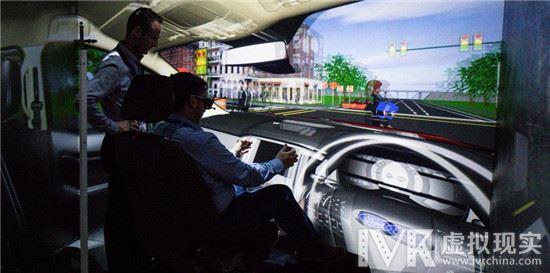VR改革汽车行业 福特汽车利用VR提高研发效率