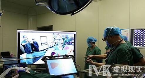 用VR技术远程做手术 全国首个VR医院计划在广州启动