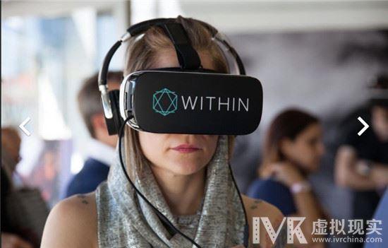 Within CEO:VR对影视创作来说是全新挑战也是机遇