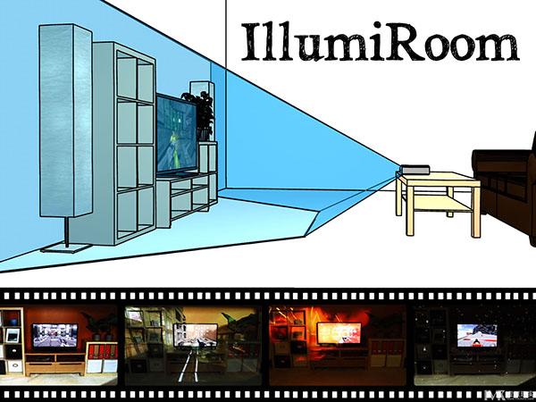 说说HoloLens原型技术之一的RoomAlive