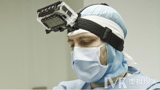 敢看么?虚拟现实和GoPro可直播手术