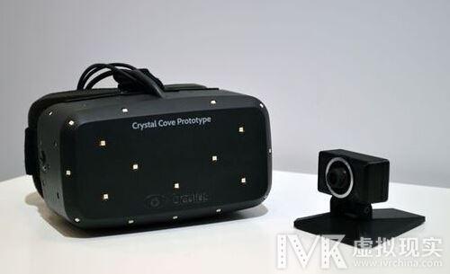 VR头显内置摄像头是否将成趋势
