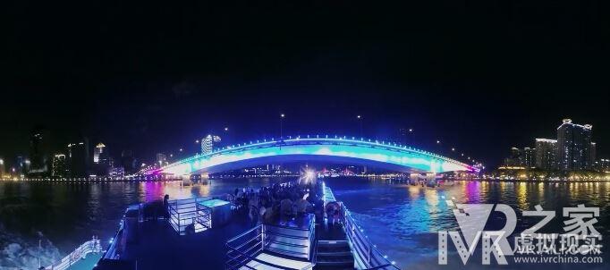 漫步珠江街头 欣赏现代气息后的另一番美韵