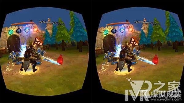 以一敌百 VR游戏《天域骑士》体验
