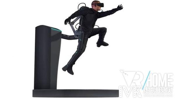 女朋友没用了!VR已经能让你感受冷暖