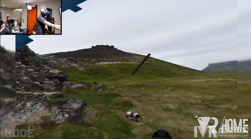 真的吓死人?VR游戏其实是这样的