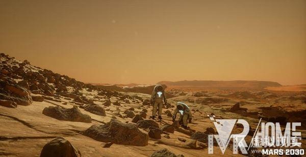 英伟达公布火星探索体验《火星2030》