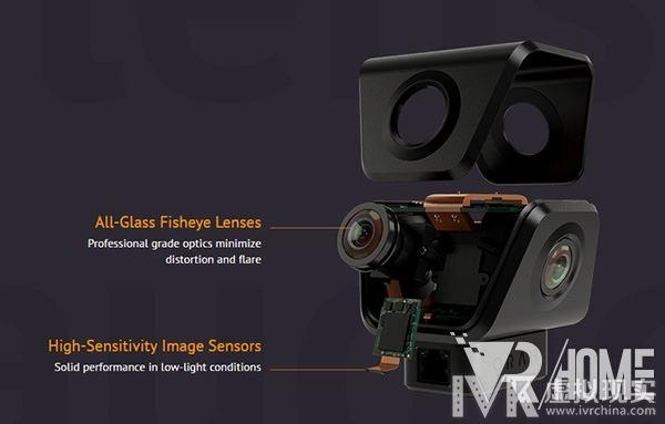 想不想要一台能拍出4K视频的VR照相机?