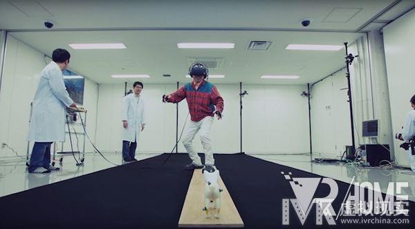 胆颤心惊的高空救猫 真实系VR让人吓破胆